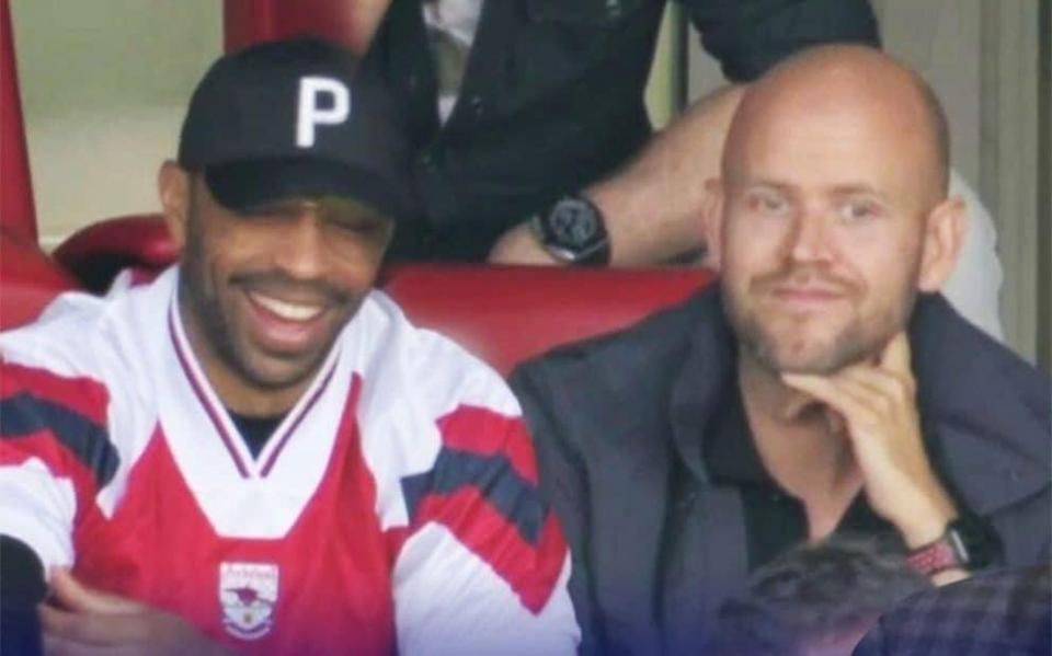 Thierry Henry's retro Arsenal shirt plays to the crowd, but true kit connoisseurs will be appalled - PREMIER LEAGUE