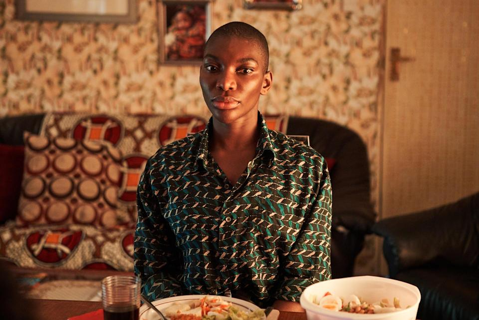 """Michaela Coel in """"I May Destroy You."""" - Credit: Courtesy of HBO Max"""