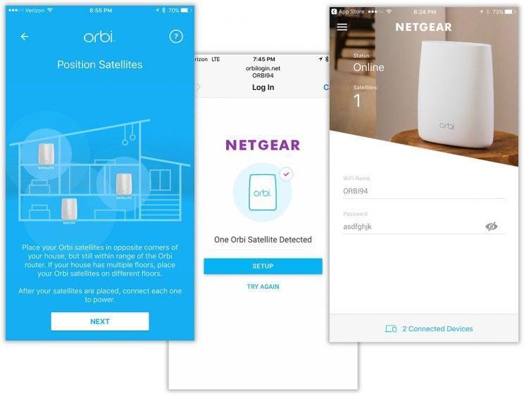 Orbi's app exists, but Netgear doesn't want you to know.