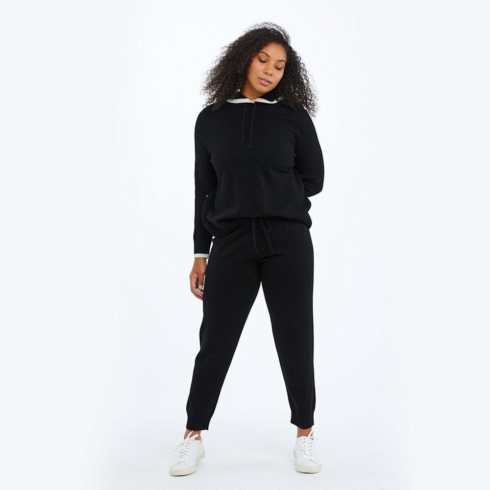 The Coziest Cashmere Blend Jogger | Summersalt