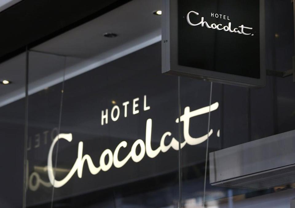 Hotel Chocolat has reported a rise in profits (PA) (PA Wire)