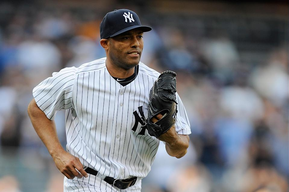 Yankees legend Mariano Rivera was elected unanimously to the Hall of Fame on Tuesday, the first player in history to get 100 percent of the vote. (Getty Images)