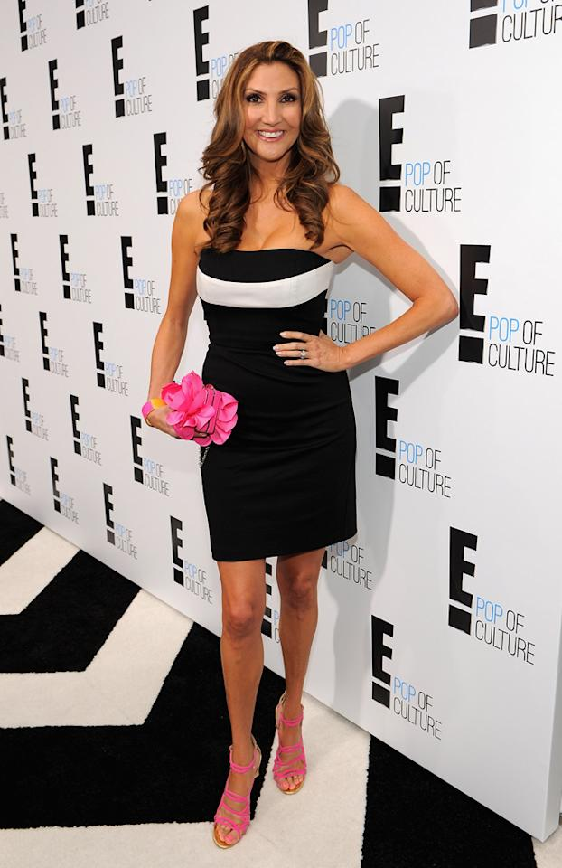 "Heather McDonald (""<a href=""http://tv.yahoo.com/after-lately/show/46830"">After Lately</a>"") attends E!'s 2012 Upfront event at Gotham Hall on April 30, 2012 in New York City."