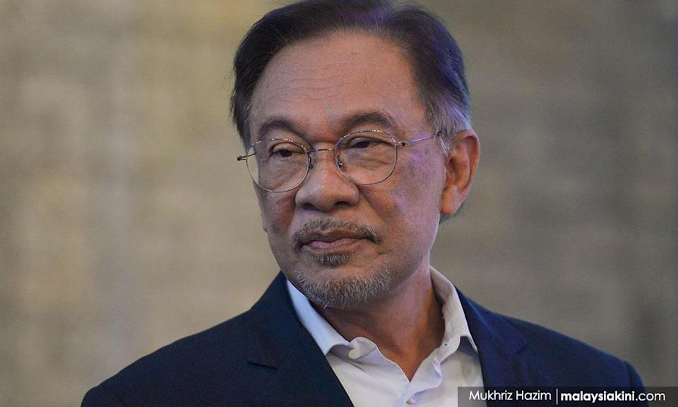 COMMENT   Harapan logo: Is Anwar indecisive, weak, or a bad ally?