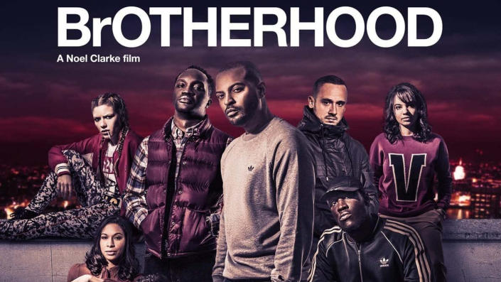 Noel Clarke completed his 'Hood' trilogy in 2016 with 'Brotherhood'. (Credit: Lionsgate)