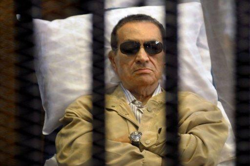 Former Egyptian leader Hosni Mubarak has been sentenced to life in prison