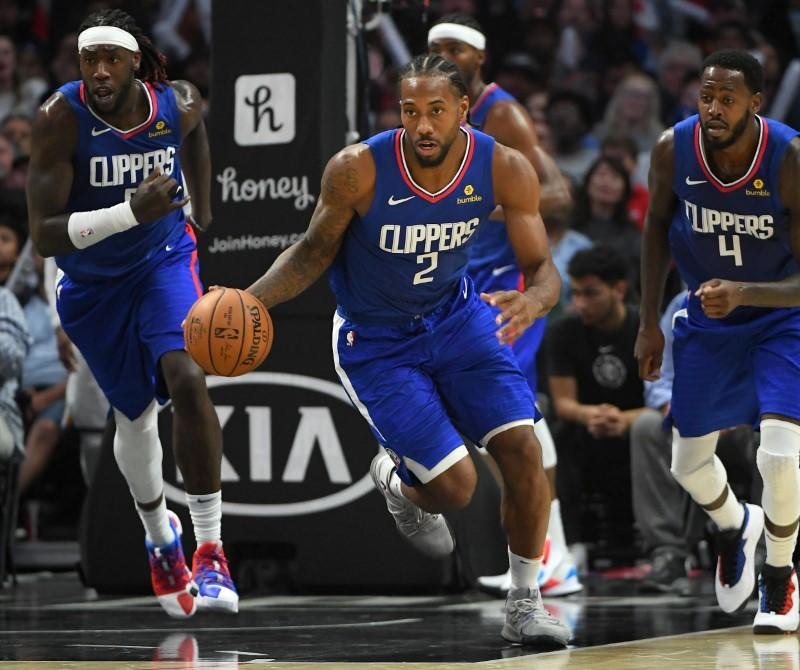 Clippers not breaking load management rule with Kawhi Leonard