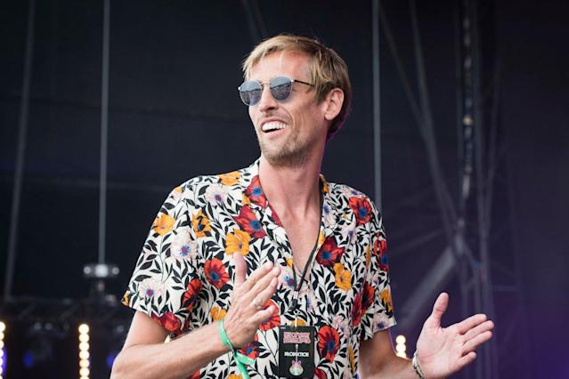 Three Lions or World In Motion? Peter Crouch picks his favourite as World Cup fever grips England