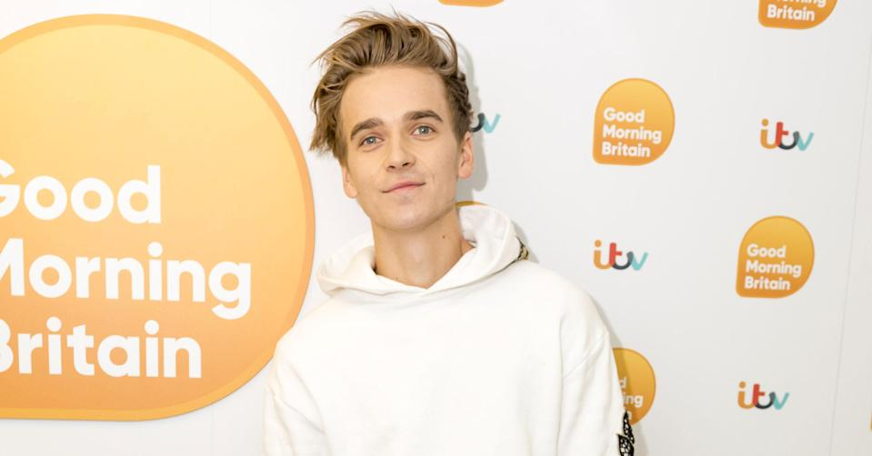 Joe Sugg confirmed as Strictlly's 4th contestant (REX/Shutterstock).