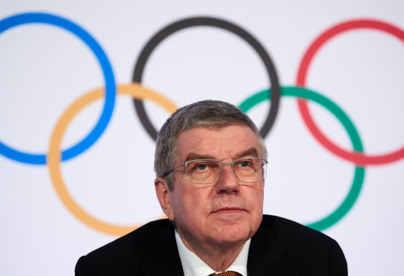 Sapporo 2030 prospects better than for 2026 - Bach