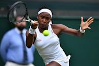 In October 2018, Gauff inked her first multi-year sponsorship deal with New Balance. Five months later, she signed another sponsorship with Barilla, which also sponsors tennis veteran Roger Federer, who also happens to be a big fan of Gauff's.