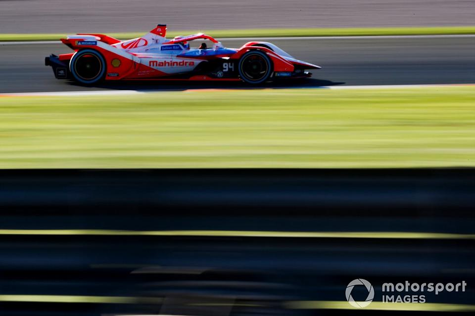 "Alex Lynn, Mahindra Racing, M7Electro<span class=""copyright"">Alastair Staley / Motorsport Images</span>"