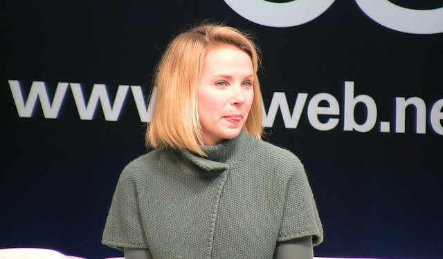 Marissa Mayer is Yahoo's New CEO