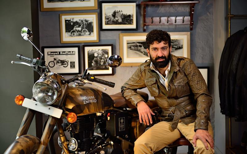 Siddhartha Lal took over as chief operating officer of the Eicher Motors group in 2004 - Hindustan Times