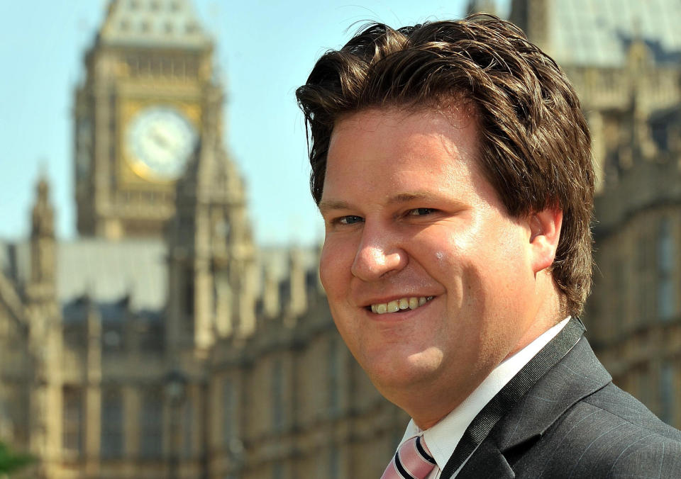 Alec Shelbrooke MP said Barrowman's actions are 'not acceptable'. (John Stillwell/PA Images/Getty)