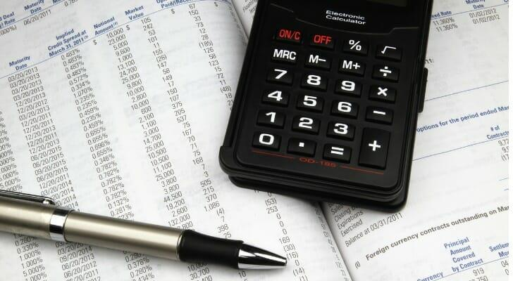 Investment report and calculator