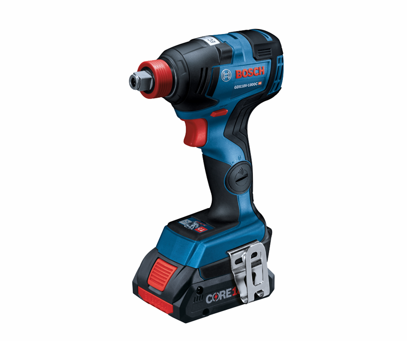"""<p><strong>BOSCH</strong></p><p>amazon.com</p><p><strong>144.45</strong></p><p><a href=""""https://www.amazon.com/dp/B07N3CQLRP?tag=syn-yahoo-20&ascsubtag=%5Bartid%7C10060.g.2028%5Bsrc%7Cyahoo-us"""" rel=""""nofollow noopener"""" target=""""_blank"""" data-ylk=""""slk:Buy Now"""" class=""""link rapid-noclick-resp"""">Buy Now</a></p><p>• Power: 18-V<br>• Drive size: ½-in.<br>• Motor: Brushless<br>• RPM: 3,400<br>• IPM: 4,200<br>• Torque: 150 ft-lb<br>• Battery: 4-Ah</p><p>The Bosch """"Freak"""" is half impact driver, half impact wrench. Through the middle of the square, half-inch impact drive is a quarter-inch, quick-change hex-shank holder—use it with impact sockets or hex driver bits. With three RPM settings, it makes quite a versatile tool, good for a wide variety of fastening and mechanical jobs. On paper, the Freak appears to be lacking with only 150 foot-pounds of torque, but it produces more than 4,200 impacts per minute, the highest number in this test at up to 3,400 RPM. The upside of this is that it easily removed 13⁄16-inch lug nuts on our F-250 but could still drive deck screws—a considerably more delicate operation. It also had no trouble with rusted bolts on the old cultivator we brought in for the test. The high RPM/IPM actually makes for quieter operation with less vibration; with the impacts closer together, it feels smoother. And the ability to switch between sockets and hex driver bits makes the Bosch Freak good for work where there's a wide range of hardware—like switching from lag bolts to deck screws. One last thing worth noting is that Bosch offers an optional Connectivity Tool Module that enables customized tool settings via Bluetooth and a connected app.</p>"""