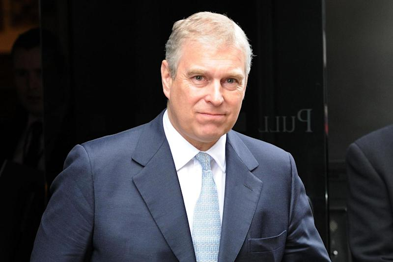 Prince Andrew on 13 March 2013 in London, England: Eamonn McCormack/Getty Images
