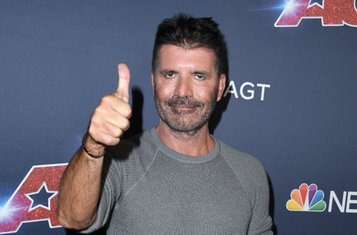 Simon Cowell (Getty)