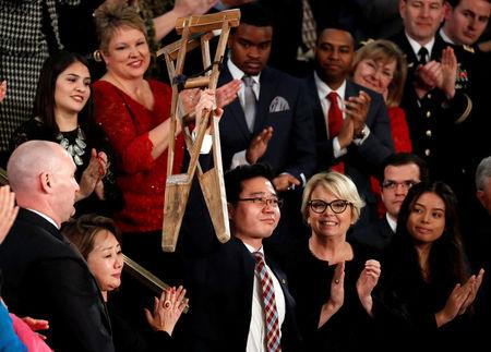 Trump Touts North Korean Defector He Once Banned As 'An Inspiration'