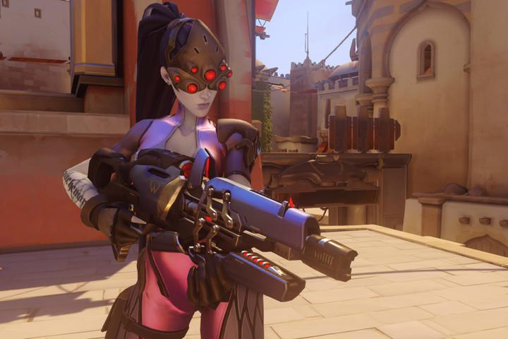 widowmaker image overwatch