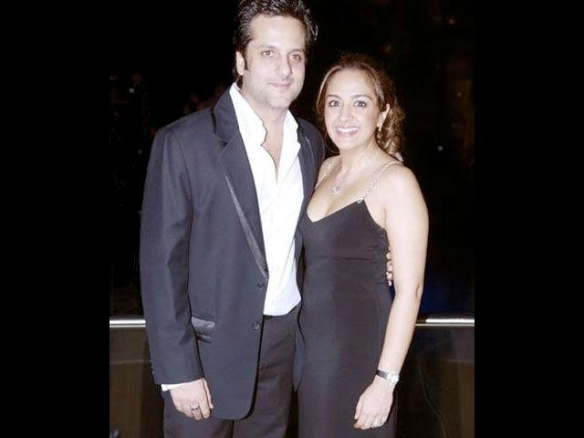 Fardeen Khan married beautiful Natasha Madhvani in December 2005. They never let religion come in their way, and nurtured their love since childhood.