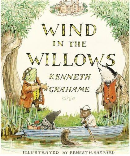 The classic Wind in the Willows by Kenneth Grahame - Credit: