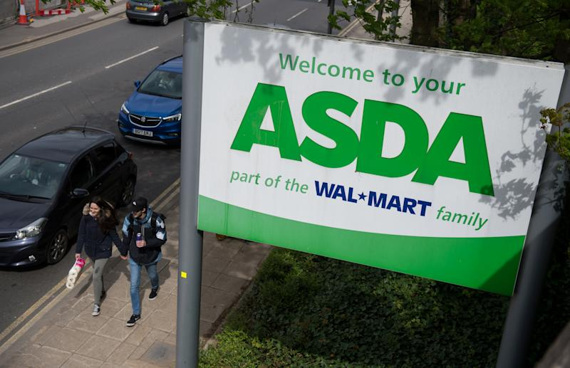 Walmart confirms it is weighing an IPO for British supermarket Asda