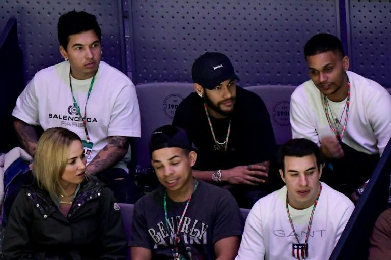 Paris Saint-Germain coach Thomas Tuchel was not impressed with Neymar's decision to travel to Madrid for the Davis Cup this week, just before his scheduled return from injury