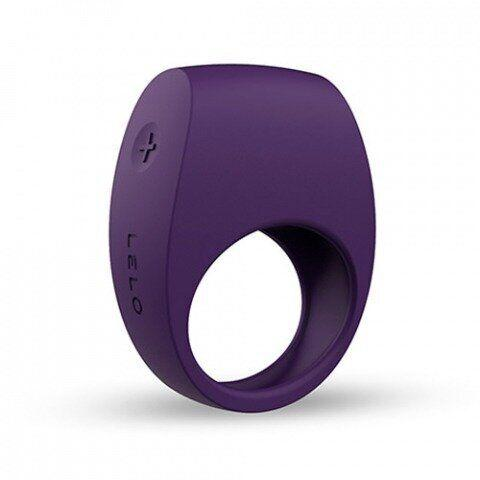 """The TOR's a vibrating couples ring for when two of you want to have some alone time.<a href=""""https://fave.co/2OFEDDq"""" target=""""_blank"""" rel=""""noopener noreferrer""""><strong>Find it at LELO</strong></a>."""
