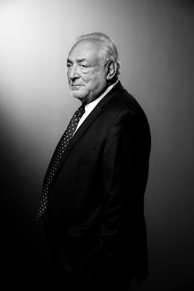Strauss-Kahn was once tipped to become French president, before he was arrested on a rape charge