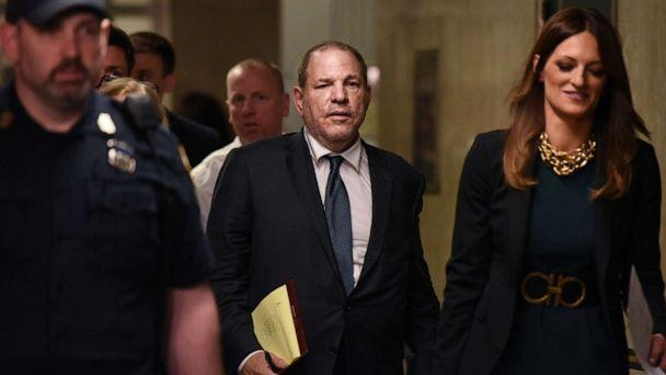 PHOTO: Harvey Weinstein enters the courthouse on July 11, 2019 in New York. (Stephanie Keith/Getty Images)