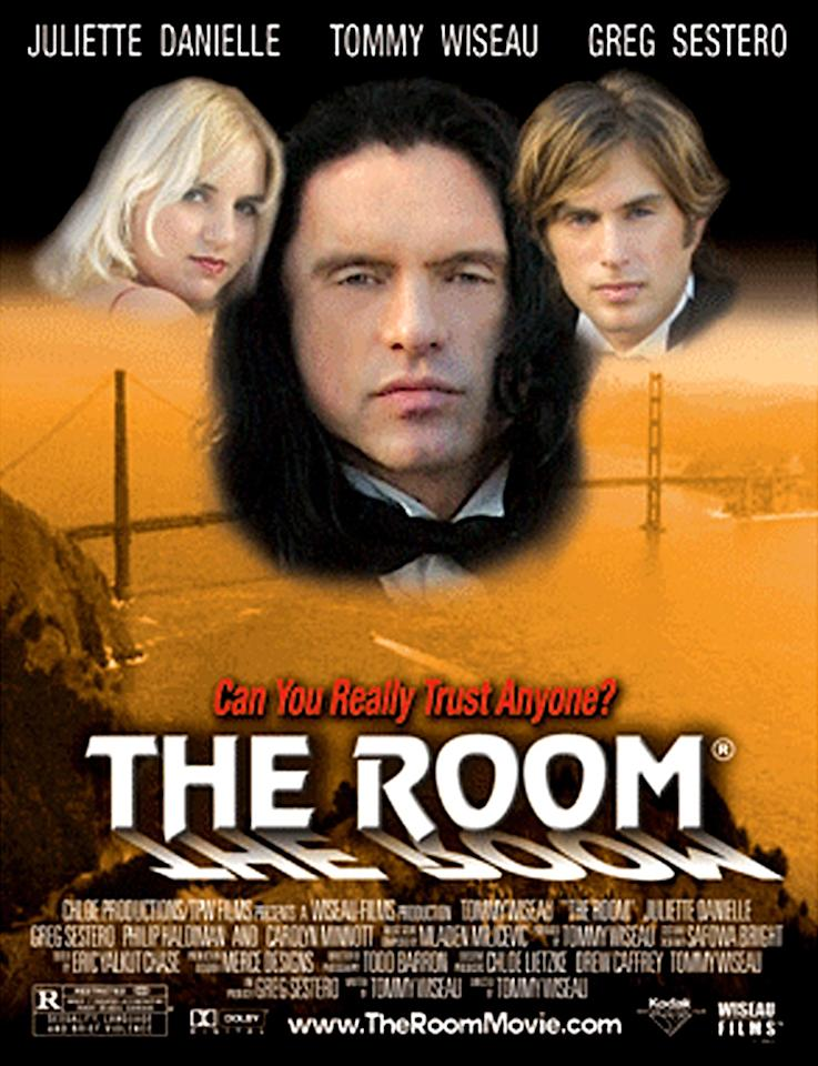 """<a href=""""http://movies.yahoo.com/movie/1810073163/info"""">THE ROOM</a> (2004)   To describe Tommy Wiseau's staggeringly awful opus is no easy feat. Even people who have seen the flick multiple times aren't really sure what the story is about except that it centers on a guy who mumbles a lot, his harpy of a girlfriend, and a whole lot of subplots that go nowhere. Yet """"The Room"""" has developed a """"<a href=""""http://movies.yahoo.com/movie/1800026055/info"""">Rocky Horror Picture Show</a>"""" like cult following in Los Angeles. Every month, the movie's many mavens line up around the block to shout at the screen and reenact some of the flick's best lines. Rumor has it that Wiseau is planning a sequel."""