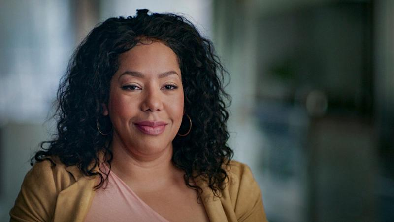 """Sherri Hines in """"On the Record."""" (Photo: HBO Max)"""