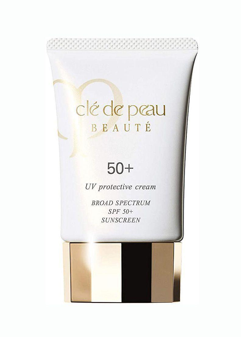 """<p><strong>Clé de Peau Beauté</strong></p><p>amazon.com</p><p><strong>$135.00</strong></p><p><a href=""""https://www.amazon.com/dp/B08FQ2Y4FX?tag=syn-yahoo-20&ascsubtag=%5Bartid%7C10056.g.37145833%5Bsrc%7Cyahoo-us"""" rel=""""nofollow noopener"""" target=""""_blank"""" data-ylk=""""slk:Shop Now"""" class=""""link rapid-noclick-resp"""">Shop Now</a></p><p>A TSA-friendly option for sun protection that doesn't feel goopy, tacky, or like it's ruining your vibe. Invest in luxe SPF and never look back.</p>"""
