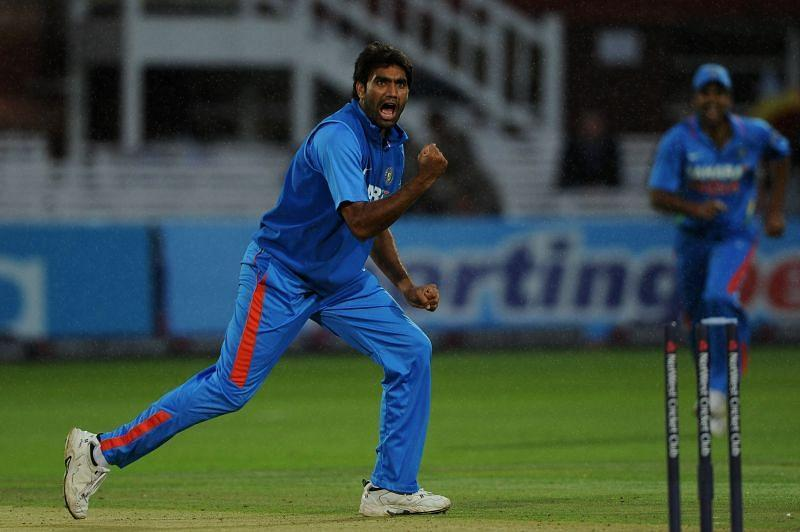 Munaf Patel was a part of the 2011 World Cup-winning Indian squad