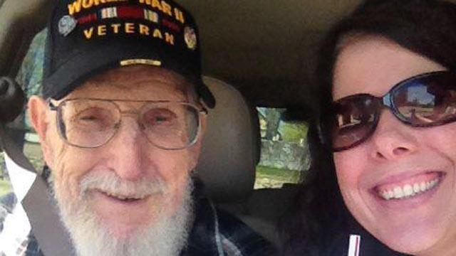 92-Year-Old World War II Vet Faces Eviction After Offer to Buy Back His Home Rejected