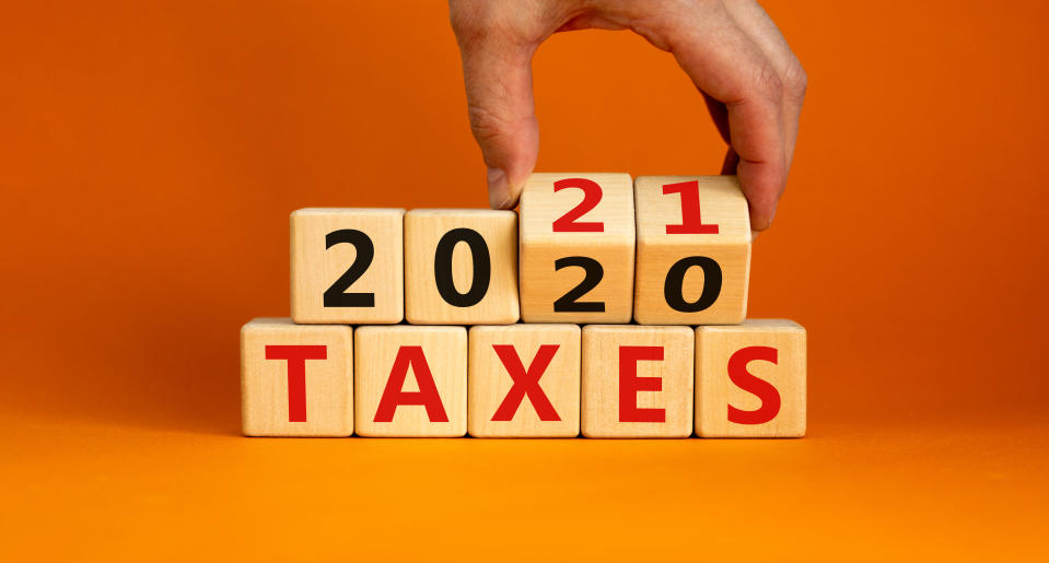 How to prepare for tax time 2021. Source: Getty