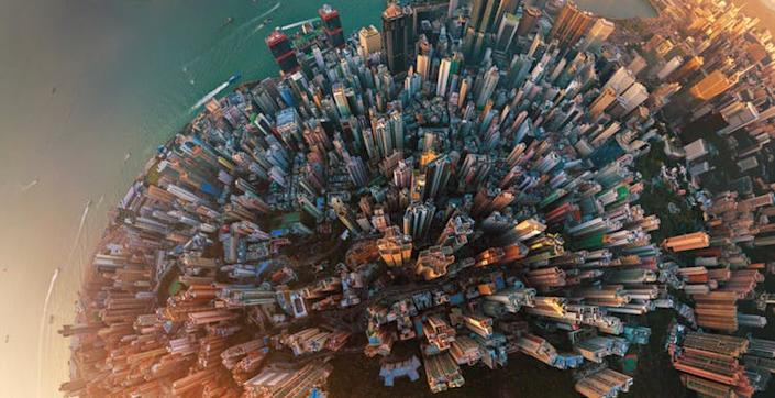 "<span class=""caption"">A planetary force.</span> <span class=""attribution""><a class=""link rapid-noclick-resp"" href=""https://www.shutterstock.com/image-photo/little-planet-aerial-view-hong-kong-1188792046?src=s4C57TW0i1m2oE04UDKfoQ-1-1"" rel=""nofollow noopener"" target=""_blank"" data-ylk=""slk:Tavarius/Shutterstock.com"">Tavarius/Shutterstock.com</a></span>"