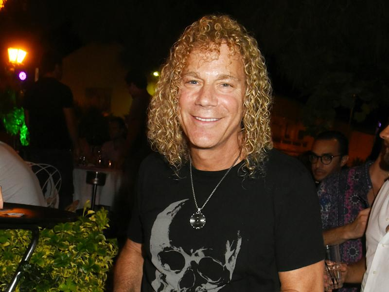 Bon Jovi member David Bryan (pictured last August) revealed his coronavirus results. (Photo: Foc Kan/WireImage)