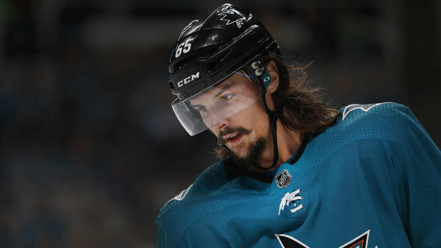 With his first season in San Jose more than halfway over, the Sharks reportedly are ready to start talking extension with Erik Karlsson.
