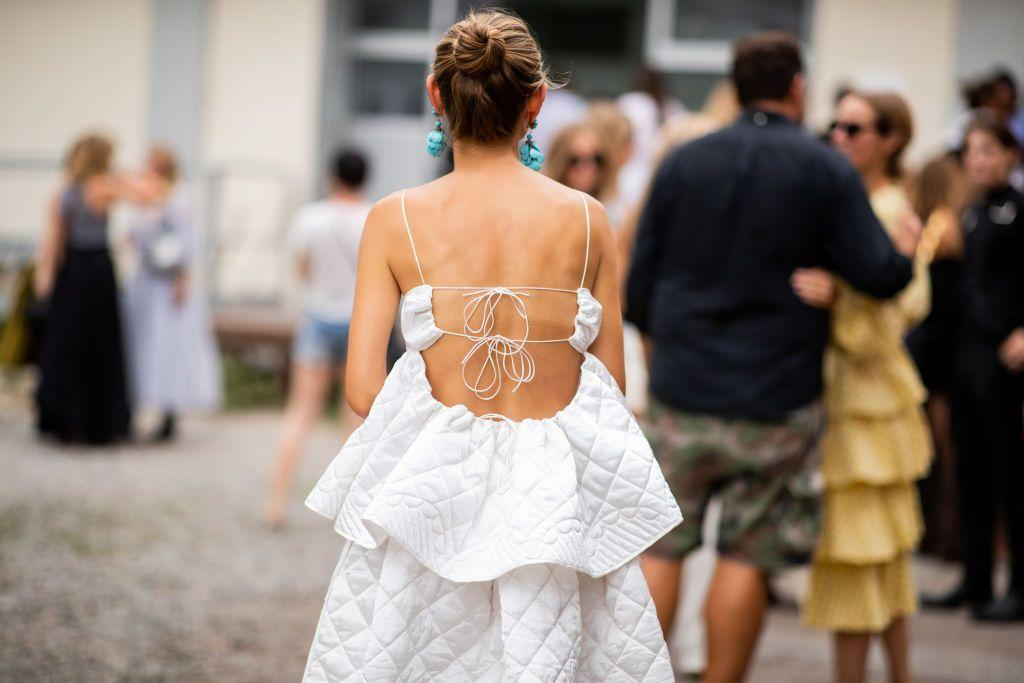 <p>Whatever your summer plans end up looking like, a chic white dress is a great investment piece for your wardrobe – the versatile style can be worn everywhere from the office to the beach, and is much less likely to date than a colourful option. </p><p>So, with that in mind, we have rounded up 10 chic white summer dresses that you'll be able to wear season after season. From Alexander McQueen's crisp cotton piquet dress to JW Anderson's beautiful crystal-embellished linen, here's where to kick off your spring/summer 2020 shopping.</p>