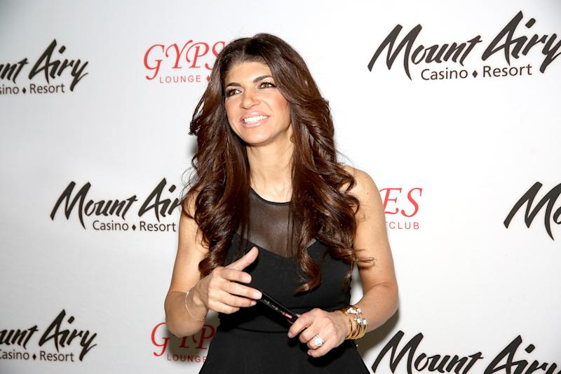 Teresa Giudice Breaks Silence on Husband Joe's Deportation Order