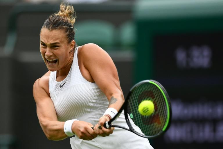 In the women's tournament, Belarus second seed Aryna Sabalenka, yet to make the last-eight of a Slam, faces British wild card Katie Boulter, the world 219