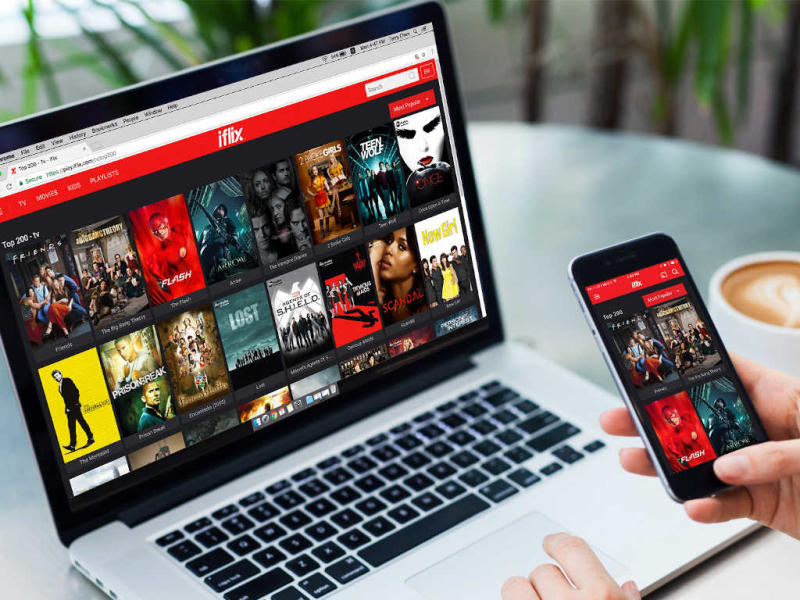 Malaysia's iflix has been acquired by China's Tencent.