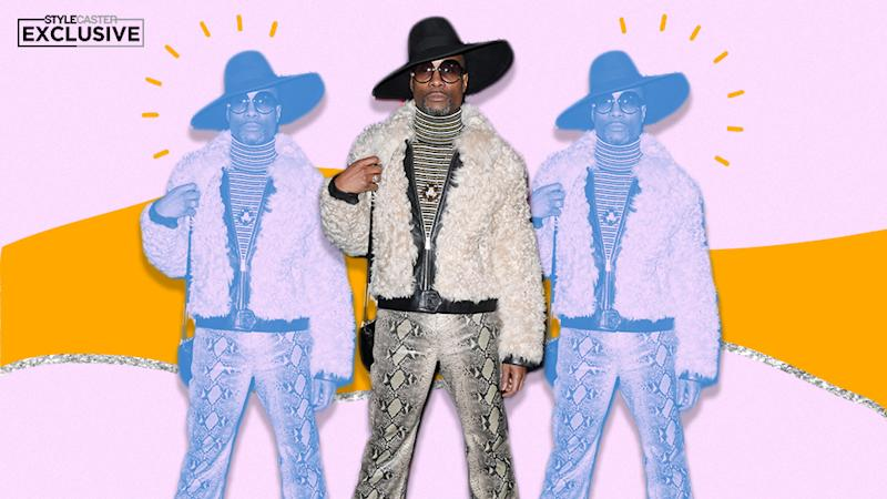Billy Porter on Playing a Male Fairy Godmother, Camila Cabello's Cinderella & Jameela Jamil (Exclusive)