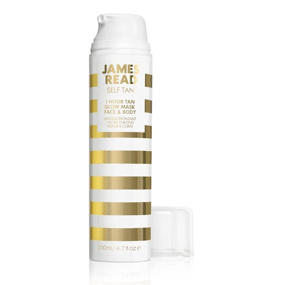 James Read 1 Hour Tan Glow Mask Face & Body, £30James Read