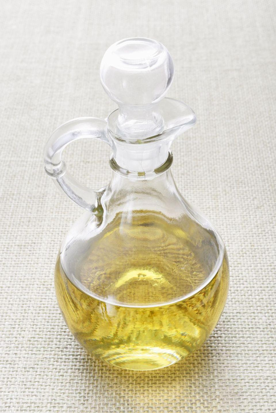 """<p>A tablespoon of this heart-healthy oil has all the <a href=""""http://pennstatehershey.adam.com/content.aspx?productId=107&pid=33&gid=000284"""" rel=""""nofollow noopener"""" target=""""_blank"""" data-ylk=""""slk:alpha-linolenic acid"""" class=""""link rapid-noclick-resp"""">alpha-linolenic acid</a> you need in a day, plus two different forms of vitamin E.</p><p><strong>Recipe to try:</strong> <a href=""""https://www.womansday.com/food-recipes/food-drinks/recipes/a13346/sesame-noodles-666/"""" rel=""""nofollow noopener"""" target=""""_blank"""" data-ylk=""""slk:Sesame Noodles"""" class=""""link rapid-noclick-resp"""">Sesame Noodles</a></p>"""