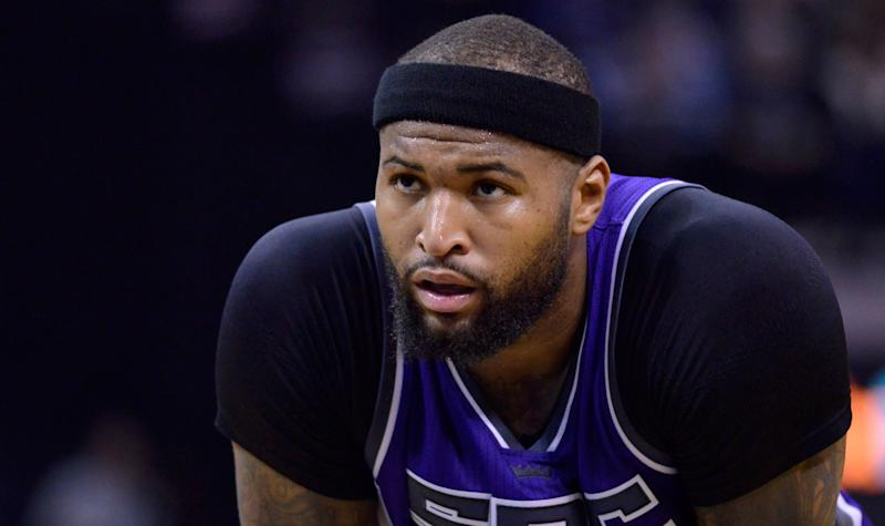 official photos b495e 64739 DeMarcus Cousins' move to Lakers reminder of what could've ...