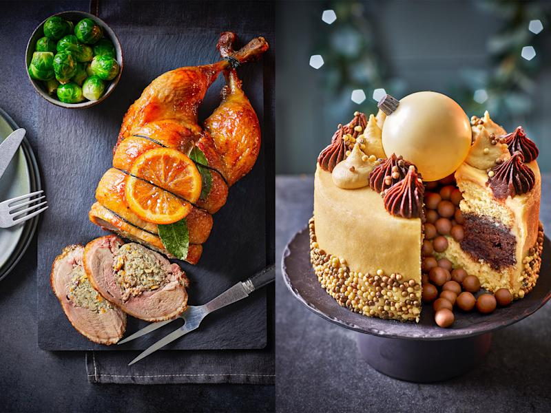 The range is full of impressive desserts and flavoursome meats that are really affordableTesco